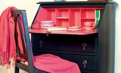 From using vintage distressed paint effects to reupholstering, these beautifulfurniture upcycling projects can be easily tackled at home to transform dated pieces.All projects includelinks to full step-by-step instructions