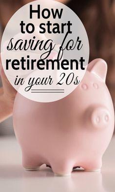 5 Ways to start saving for retirement in your 20s   Financegirl