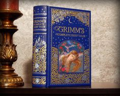 Wonderful spot to collect treasures old and new... Grimm's Complete Fairy Tales…