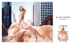 Elie Saab has tapped German model Toni Garrn as the face of its new campaign for the brand's namesake perfume, Elie Saab Le Parfum. Stepping out into a city landscape, Toni poses in a silk chiffon dress with fabric blowing behind her as she stares intensely at the camera. The Elie Saab le parfum scent …