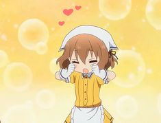 Blend S, Fall Anime, anime, slice of life, manga