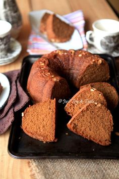 Indonesian Desserts, Asian Desserts, Easy Cake Recipes, Dessert Recipes, Bread Recipes, Bolu Cake, Cake Oven, Resep Cake, Cooking Cake