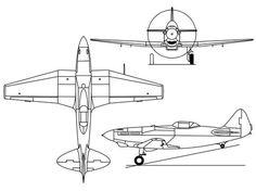 Pashinin I-21 / IP-21 (1940) was a Soviet fighter prototype