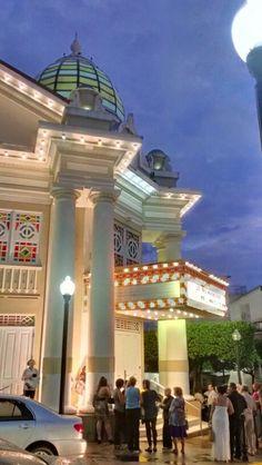 Yaguez Theater, Mayaguez,  PUERTO RICO
