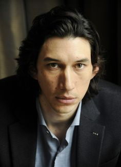 Actor Adam Driver poses for a portrait at the Shangri-La Hotel during the 2014 Toronto International Film Festival in Toronto.  Photographed by Chris Pizzello / AP Source artbymaureen.tumblr