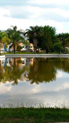 Parque Jardim das Nações Taubaté SP Brasil