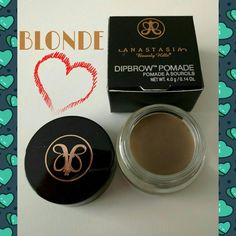 Anastasia Beverly Hills Dipbrow Pomade is a waterproof brow colour which sculpts and defines the brows. The ultimate choi. Brow Color, Colour, Anastasia Beverly Hills Dipbrow, Makeup Junkie, Brows, Sculpting, Beauty, Eyebrows, Color