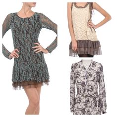 Cute dresses for the Fall! Which one is your favorite?www.rusticheartonline.com