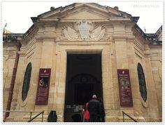 T&M podróżniczo: Malta - Konkatedra św. Jana w Valletcie
