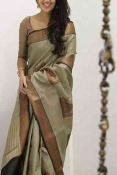 Formal Saree, Casual Saree, Cotton Saree Blouse Designs, Indian Fashion Trends, Indian Silk Sarees, Saree Photoshoot, Simple Sarees, Stylish Sarees, Saree Look