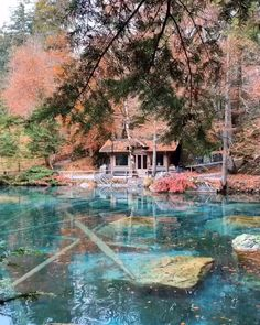 Reisen Lake Blausee, Switzerland Article Physique: Purses are the brand new sneakers, the will need Places Around The World, The Places Youll Go, Travel Around The World, Cool Places To Visit, Places To Go, Beautiful Places To Travel, Wonderful Places, Beautiful World, Amazing Things