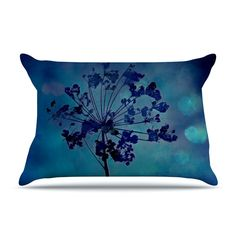 "Robin Dickinson ""Grapesiscle"" Pillow Case"