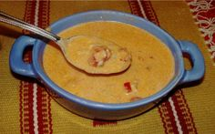 Chili Cheese Soup – Low Carb Recipe