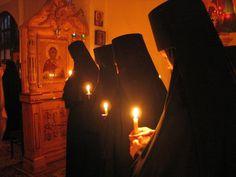 Nuns of Zwierki Monastery, Poland.