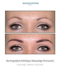 Maquillage permanent sourcils Paris 75