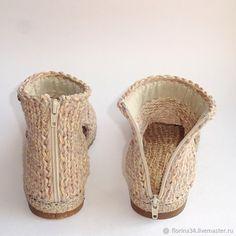 Crochet Flats, Crochet Shoes Pattern, Knit Shoes, Crochet Baby Shoes, Crochet Gloves, Crochet Slippers, Knit Crochet, Crochet Crocodile Stitch, Shoe Refashion