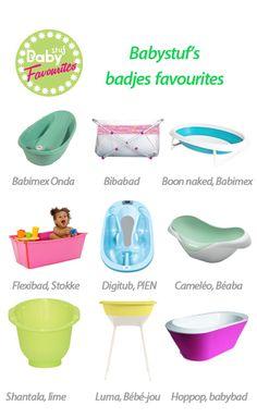 BabyStuf.nl - Favourites: Badjes