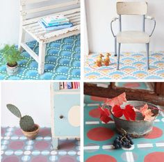 Idees Terrasses On Pinterest Atelier Camouflage And Cement Tiles