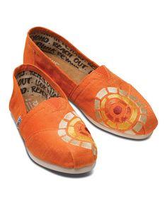 Orange CTAOP Classics by TOMS #zulily #zulilyfinds