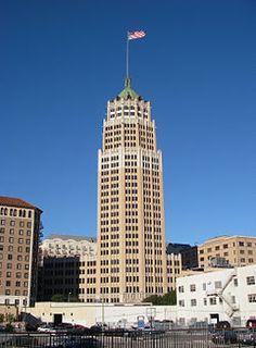 Tower Life Building San Antonio