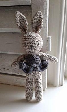 Gratis Nederlands haakpatroon / Free crochet pattern (Dutch)
