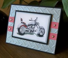 QFTD123~A BD Card for Jim~ by MelodyGal - Cards and Paper Crafts at Splitcoaststampers