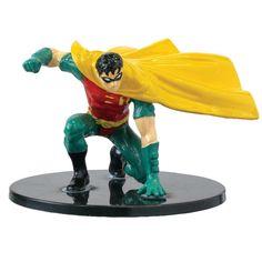 Batman Robin DC Comics 4-Inch Mini-Statue - http://lopso.com/interests/dc-comics/batman-robin-dc-comics-4-inch-mini-statue/