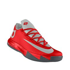 Ohio State Basketball Shoes.. Boss KDs