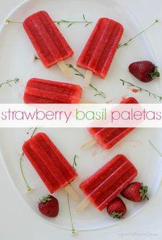 34 Ways With Fresh Basil