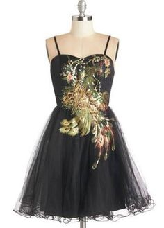 peacock dress - Google Search