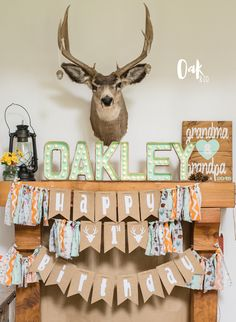 Oak & Co. | Wild & One 1st Birthday Party | oakandco.co