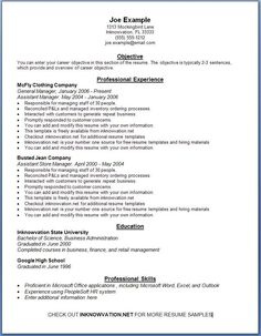 6b5ea958d9a38154b7630427fd353629 free resume samples sample resumejpg