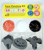 Snazaroo SZPALEHAL1 Halloween Face Paint 1 Stamp Palette >>> Check out the image by visiting the link.