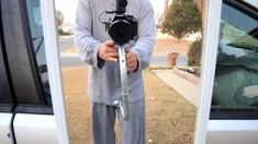 $15 DIY DSLR Steadicam DSLR Video Stabilizer that works like a charm! What? Why have I not looked this up sooner?! :)