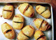 Hasselback Potatoes Recipe - Bon Appétit