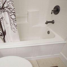 Fancy Tub 16 In. Decorative Apron For Alcove Tub