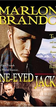Directed by Marlon Brando.  With Marlon Brando, Karl Malden, Pina Pellicer, Katy Jurado. Running from the law after a bank robbery in Mexico, Dad Longworth finds an opportunity to take the stolen gold and leave his partner Rio to be captured. Years later, Rio escapes from the prison where he has been since, and hunts down Dad for revenge. Dad is now a respectable sheriff in California, and has been living in fear of Rio's return.