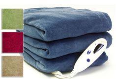Biddeford Blankets Warming Blanket with Digital Controller - Twin