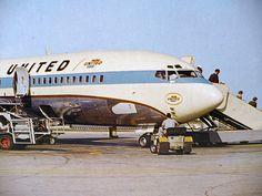 Vintage United Airlines -
