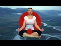 Root Chakra - Muladhara - guided Meditation [including binaural beat & solfeggio tone] - YouTube