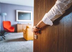 How Hardware Products are Important in a Hotel Lobby! - How important are hardware pieces in a hotel interior design project? Old Fashioned Key, Room Door Design, Europe On A Budget, Exterior Front Doors, Room Doors, House Smells, Hotel Lobby, Home Staging, Open House