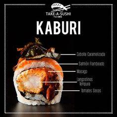 Sushi Roll Recipes, Food Truck Menu, Sashimi Sushi, Food Graphic Design, Asian Recipes, Ethnic Recipes, Sushi Rolls, Bento Box, Japanese Food