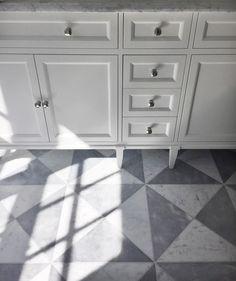 Stone Flooring, Carrara, Backsplash, Master Bathroom, Tile Floor, Tile Ideas, Wallpaper, Interior, Floors