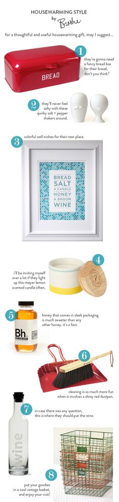 Housewarming Style from Curious & Co. Creative