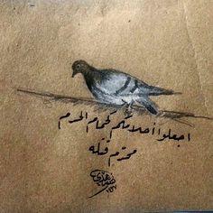 DesertRose,;,اجعلو أحلامكم كحمام الحرم,;,