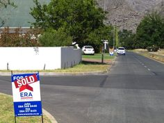 Property SOLD by ERA Ceres #Ceres #ERACeres #Property Real Estate Branding, Home Ownership, South Africa, World, Building, Things To Sell, Buildings, The World, Construction