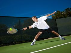 Most successful tennis players have speed and great footwork. Learn how to train to speed up your game.