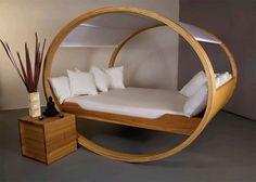 camas originales para dormir