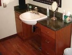 functional homes universal design for ada wheelchair accessible bathroom sinks for vanities therapy equipment pinterest sinks and