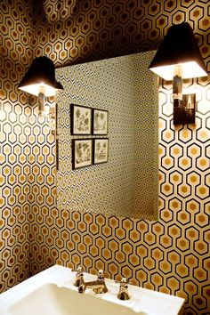 Marcus Design: {10 tips for a perfect powder room}